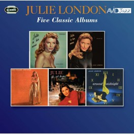 Five Classic Albums / Julie London