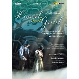 Humperdinck : Hänsel und Gretel / Opéra de Zurich, 1999