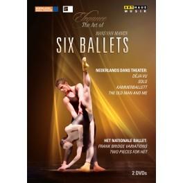 Six Ballets / Hans van Manen