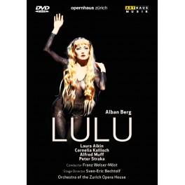 Berg : Lulu / Opéra de Zurich, 2002