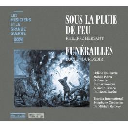 Les Musiciens et La Grande Guerre Vol.36 : Sous La Pluie - Funérailles