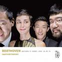 Beethoven : Quatuors à cordes Opus 18, 59, 74