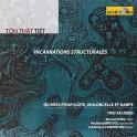 Tiêt, Tôn-Thât : Incarnations structurales, Oeuvres pour flûte, violoncelle et harpe