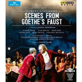 Schumann : Scènes du Faust de Goethe (BD) / Staatsoper Unter den Linden, 2017