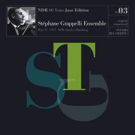 NDR 60 Years Jazz Edition Vol.3 / Stéphane Grappelli Ensemble