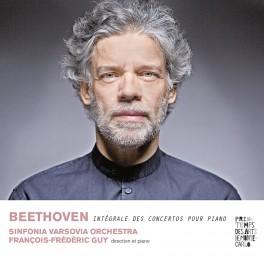 Beethoven : Intégrale des Concertos pour piano / François-Frédéric Guy