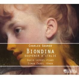 Gounod, Charles : Biondina, Souvenirs d'Italie