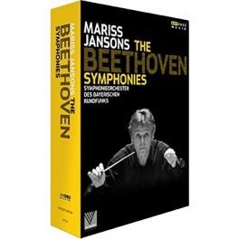 Beethoven : Intégrale des Symphonies / Mariss Jansons