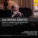 Braga Santos, Joly : Intégrale de la Musique de Chambre - Vol 1