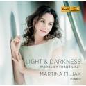 Liszt : Light & Darkness / Martina Filjak