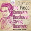 Beethoven : Intégrale des Quatuors à cordes / Quatuor Pascal