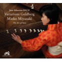 Bach : Variations Godlberg - The Art Of Koto