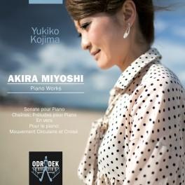 Miyoshi, Akira : Oeuvres pour piano