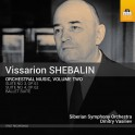 Shebalin, Vissarion : Musique Orchestrale - Volume 2