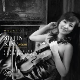 Mozart : Concertos pour violon KV 216 & 219 / So Jin Kim