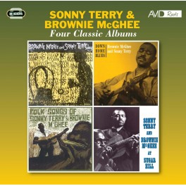 Four Classic Albums / Sonny Terry & Brownie McGhee