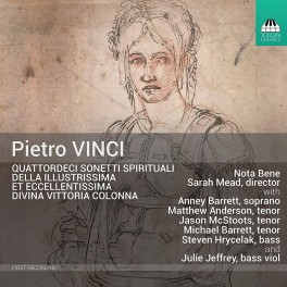 Vinci, Pietro : Quattordeci Sonetti Spirituali
