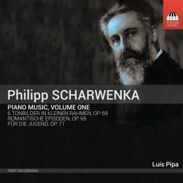 Scharwenka, Philipp : Musique pour Piano - Vol.1
