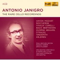The Rare Cello Recordings / Antonio Janigro