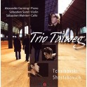 Tchaïkovski - Chostakovitch : Trios / Trio Talweg