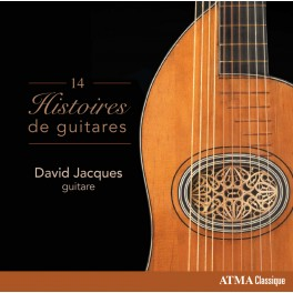 14 Histoires de Guitares / David Jacques