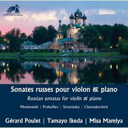 Sonates russes pour violon & piano