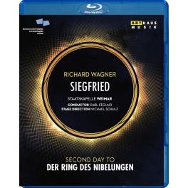 Wagner : Siegfried (BD) / Théâtre national allemand, 2008