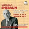 Shebalin, Vissarion : Musique Orchestrale - Volume 1
