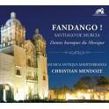 Fandango ! Danses baroques du Mexique