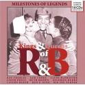 Kings & Queens of R&B / Milestones of Legends