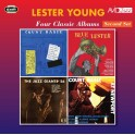Four Classic Albums - Vol.2 / Lester Young
