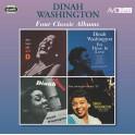 Four Classic Albums / Dinah Washington