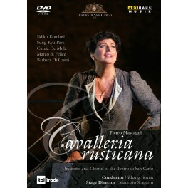 Mascagni : Cavalleria Rusticana / Thermes Romains Antiques, Baïes, 2010