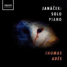 Janáček : Piano Solo / Thomas Adès