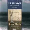 Haendel : Cinq Concertos pour Orgue