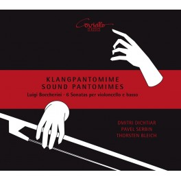 Boccherini : 6 Sonates pour violoncelle et basse