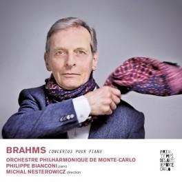 Brahms : Concertos pour piano / Philippe Bianconi
