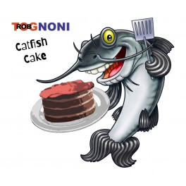 Catfish Cake / Rob Tognoni