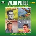 Four Classic Albums Plus / Webb Pierce