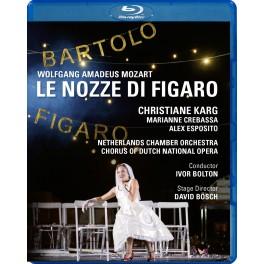 Mozart : Les Noces de Figaro (BD) / Dutch National Opera, 2016