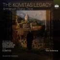 L'héritage de Komitas : Trios arméniens avec piano