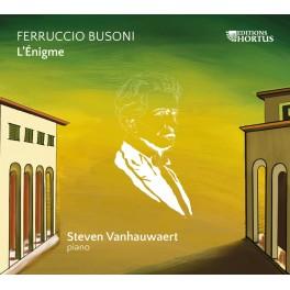 Busoni : L'Énigme / Steven Vanhauwaert