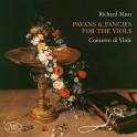 Mico, Richard : Pavanes & Fantaisies pour Violes