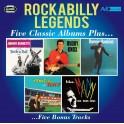 Five Classic Albums Plus ... / Rockabilly Legends