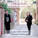 Brahms : Les 3 Sonates pour violon et piano