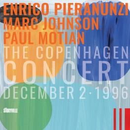 The Copenhagen Concert, 1996 / Enrico Pieranunzi, Paul Motian & Marc Johnson
