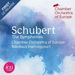 Schubert : Les Symphonies / Nikolaus Harnoncourt
