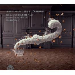 Brahms - Dohnányi : Sonates pour violon et piano