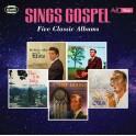 Five Classic Albums / Sings Gospel