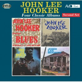 Four Classic Albums - Vol. 2 / John Lee Hooker